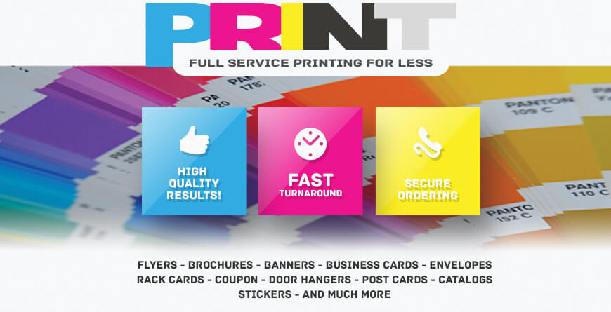 print services main banner