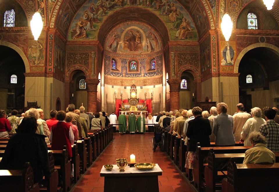 Video On Demand Inside Church