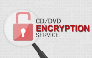 CD/DVD Encryption Banner