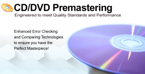 CD/DVD Premastering Main Banner