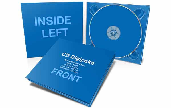design templates cd digipak banner
