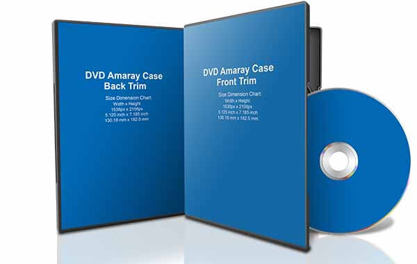 design templates dvd amaray case banner