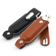 Leather series USB flash drive style #301