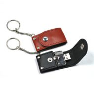 Leather series USB flash drive style #308