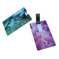 credit card series USB flash drive style #405