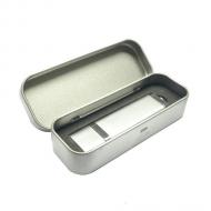 tin metal box packaging for USB flash drives