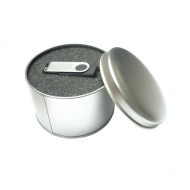 tin can packaging for USB flash drive