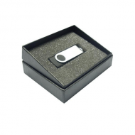 gift box packaging for USB flash drives swivel models