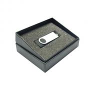 gift box packaging for USB flash drives swivel models