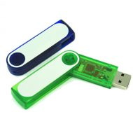 USB Flash Drive Swivel Series Color Style #106