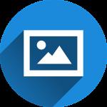 photo slide icon